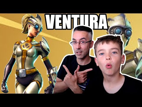 Ventura nueva skin fortnite en directo youtube - Ventura fortnite ...