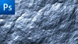 Photoshop Tutorial: Create a Rock Texture! -HD-