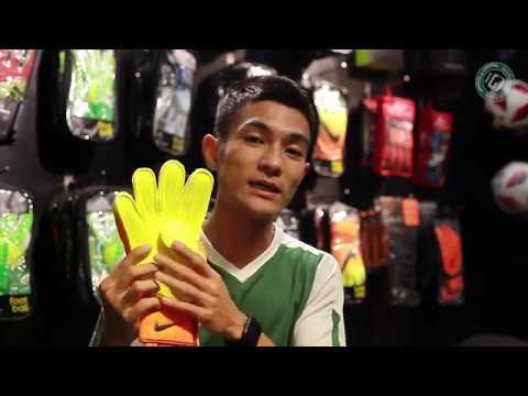Chọn găng tay thủ môn phù hợp thật đơn giản