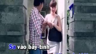 karaoke remix] Cạm bẫy ( beat full)lam chan huy - YouTube