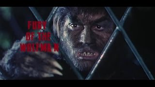 B - Movie Mania: Fury of the Wolfman (1970)