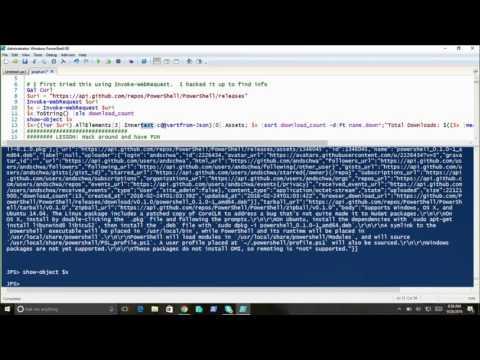 Microsoft Ignite 2016 Explore PowerShell unplugged with Jeffrey Snover & Don Jones