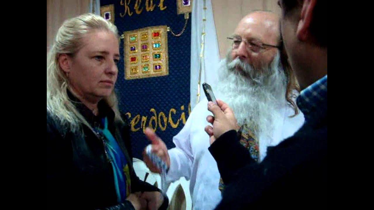 MICHAEL ROOD 2014 en Buenos Aires Programa Radial Pasión por la Verdad