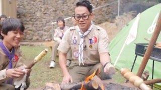 ボーイスカウトアンバサダー宮川大輔(お笑い芸人)によるボーイスカウ...