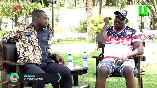Comic actor Koo Ofori on ATUU with Abeiku Santana
