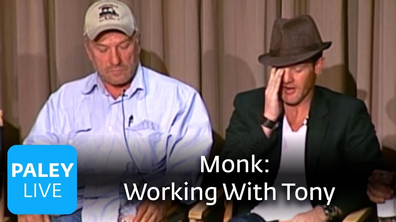 Download Monk - Working With Tony Shaloub (Paley Center)