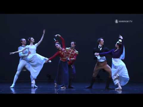 Pavlovsk at the Mariinsky Theatre, St  Petersburg, Russia