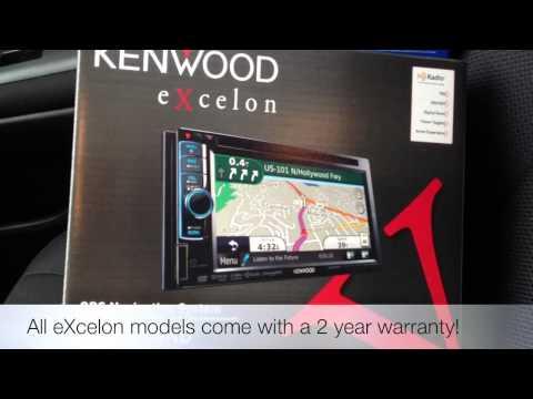 new-kenwood-dnx6990hd-navigation-by-garmin-2007-nissan-rogue-los-angeles,-ca
