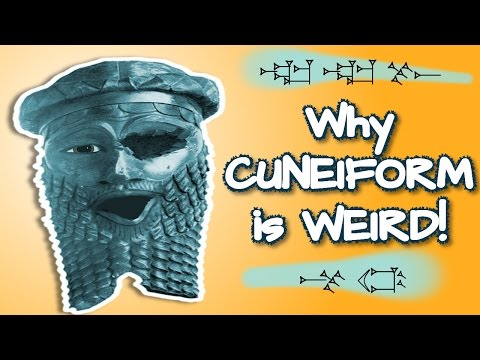 Cuneiform Hand-Me-Downs - how Sumerian outlived its speakers