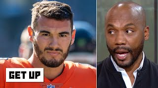 The Bears won't stick with Mitchell Trubisky for the long term - Louis Riddick   Get Up