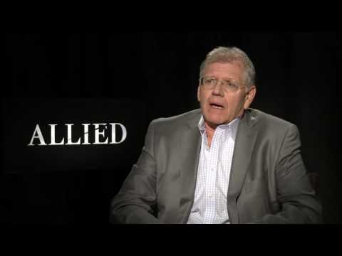 Allied: Director Robert Zemeckis Official Movie Interview