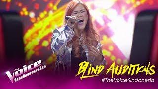 licya ni shuo ni bu gan ai wo blind auditions the voice indonesia gtv 2019