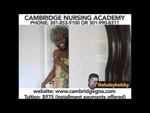 CAMBRIDGE NURSING ACADEMY (African Comedy)