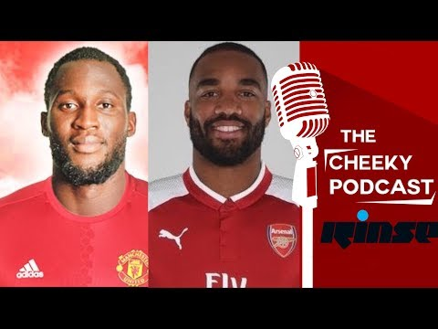 Man United Want Lukaku AND Morata? | Lacazette signs for Arsenal | Rooney to Everton