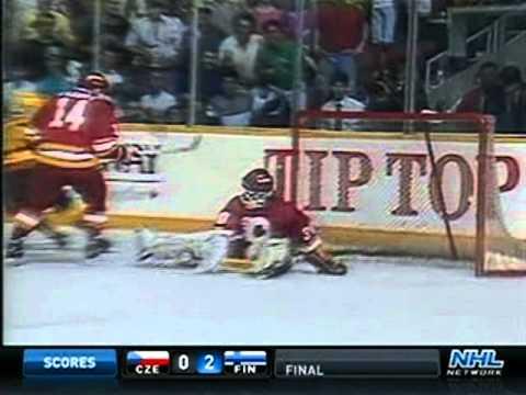1989 Smythe Semi Canucks vs Flames (Part 2 of 3)