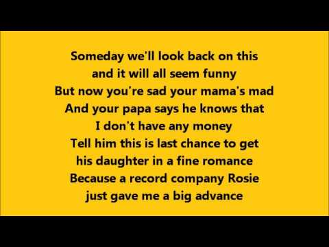 Bruce Springsteen - Rosalita (Come Out Tonight) with Lyrics