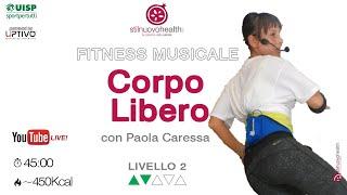 Corpo Libero -  Livello 2 - 8 (Live)