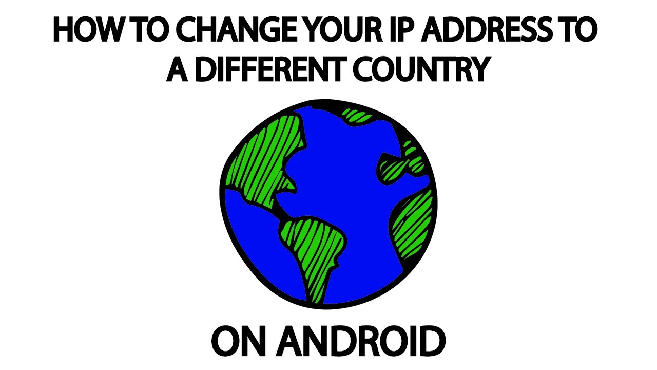 change country ip