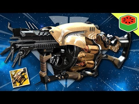Anarchy - Raid Exotic Grenade Launcher | Destiny 2 Black Armory thumbnail