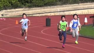 2016-1-13保良局陳守仁小學運動會 - P6 Boy 100m Heat 2