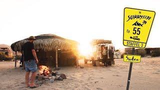 Defender Camper Morgenroutine | Baja California, Mexiko 🇲🇽 | REISE-DOKU-VLOG³ N°55