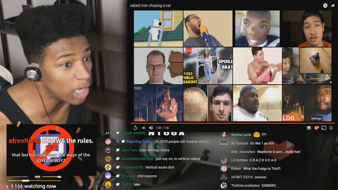 Etika Witnesses Ultra Instinct IRL [Etika Stream Highlight]