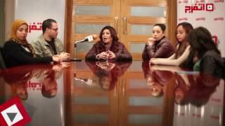 اتفرج | نجوي فؤاد: أتمنى الأمن والأستقرار لمصر في 2017