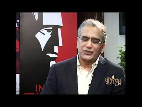 DiyaTV Ravi Kapur Interview with IT Aroon Purie mpg