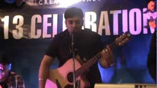 Feel - Escapology cover at Powerweave Annual Celebrations 2013 by BaccaSur