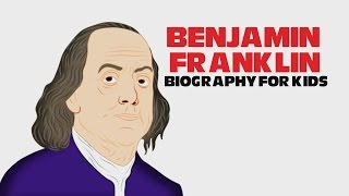 Benjamin Franklin Cartoon for Children! Ben Franklin (Biography Cartoon Network)