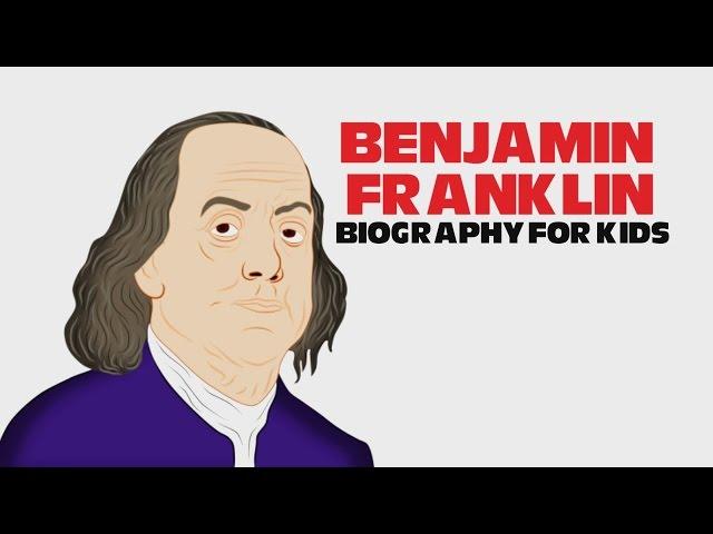 Benjamin Franklin Cartoon for Children! Ben Franklin (Biography Cartoon Network)