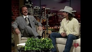 Wade Hayes - Interview (1995)(Music City Tonight 720p)