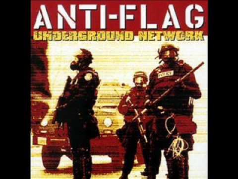 Anti-Flag - Culture Revolution - Underground Network