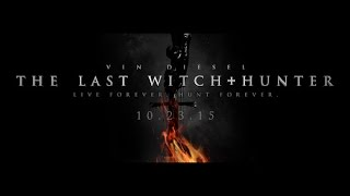 THE LAST WITCH HUNTER OFFICIAL 'AWAKENING' TRAILER - REACTION!!!