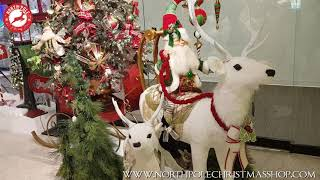 Mark Roberts Showroom North Pole Christmas Shop