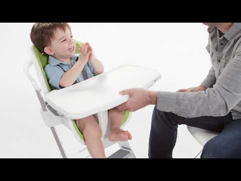 Meet the 4moms High Chair (French)