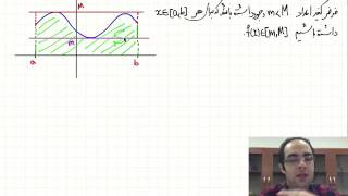 ریاضی عمومی ۱ - جلسه بیست و یکم - تعریف انتگرال