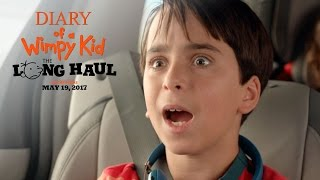 "Diary of a Wimpy Kid: The Long Haul | ""Brothers of the Road"" TV Commercial 