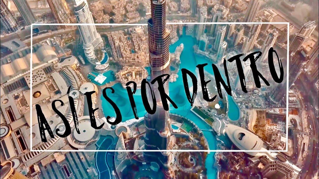 BURJ KHALIFA TOUR DUBAI, Así es subir al edificio más alto del mundo 2020