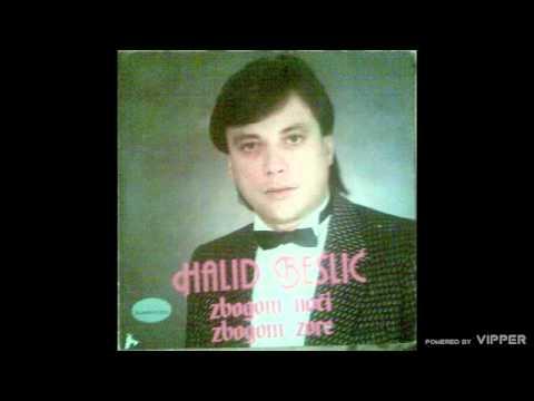 Halid Beslic - Volim te - (Audio 1985)