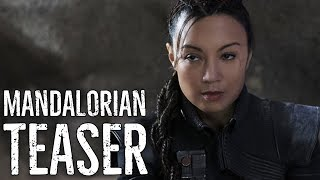 The Mandalorian - TEASER  - Nowe sceny [ANG.]