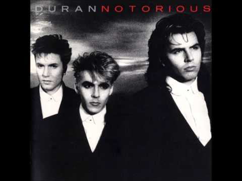 Duran Duran  Notorious FULL ALBUM