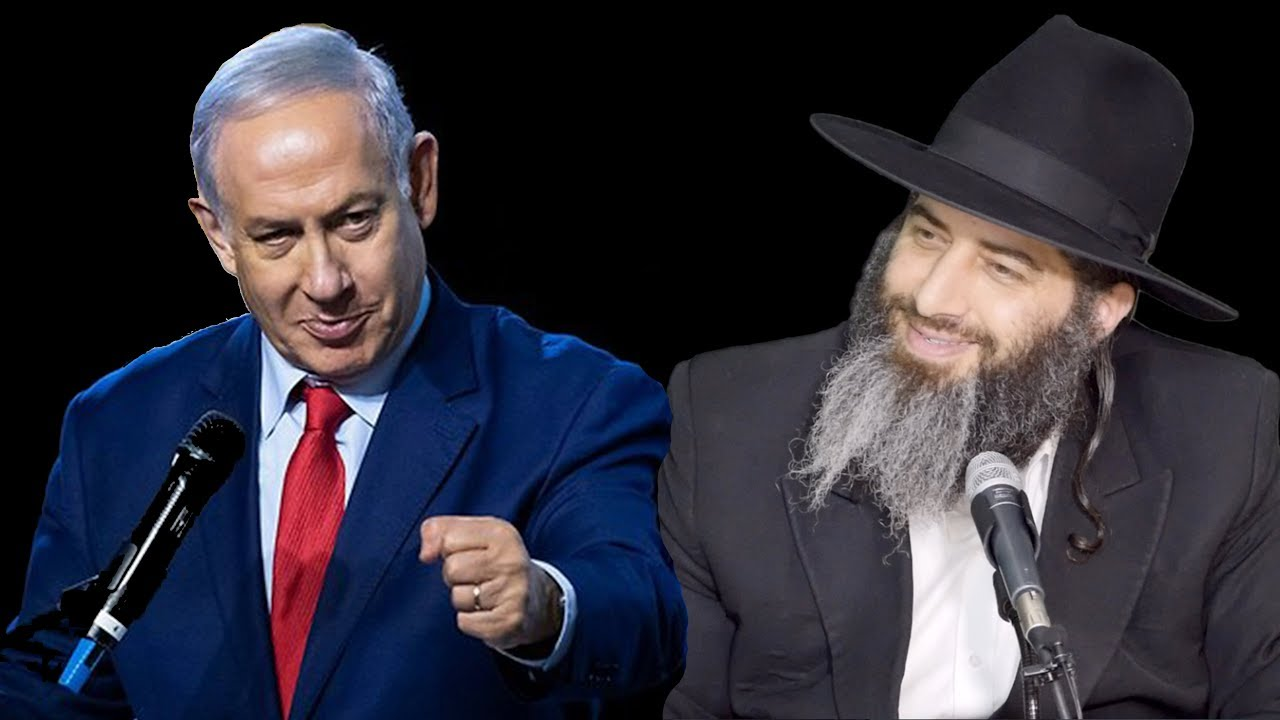 הרב רונן שאולוב - מה זכה ראש ממשלת ישראל בנימין נתניהו !! עם ישראל חי !!