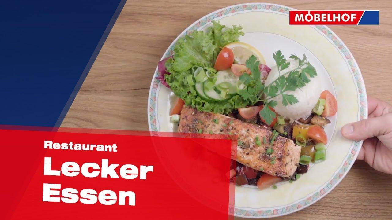 Möbelhof Restaurant Lecker Essen Youtube