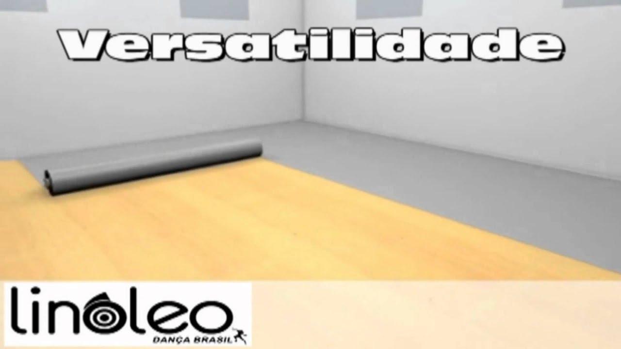 Linoleo piso para dan a dance floor youtube - Como guardar bicis en un piso ...