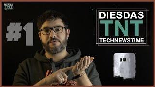 TNT#1 Mit AMD Ryzen, Samsung Galaxy S8, Apple1 und teure Drohnenbekämpfung