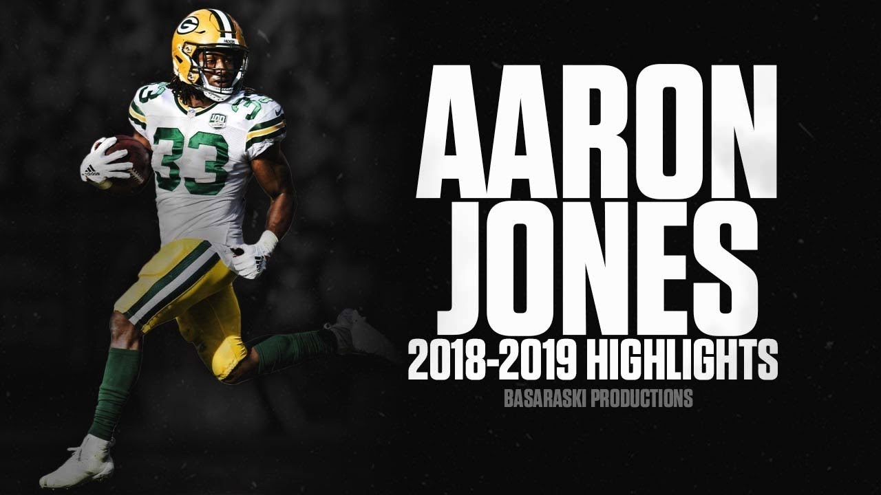 Aaron Jones 2018 2019 Highlights Youtube