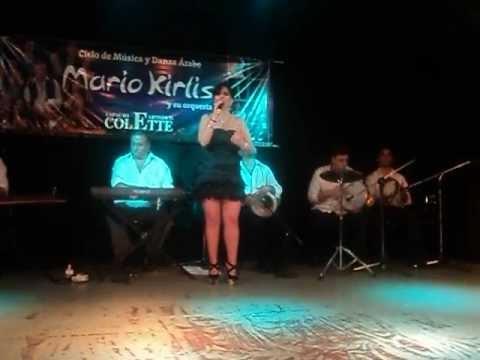 MARIANA GASALI * Batwannes Bik * junto a MARIO KIRLIS y su ...