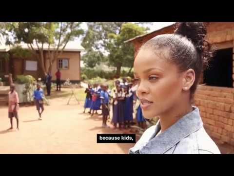 Clara Lionel Foundation - Rihanna 2017-06-07 16:22