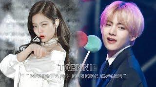 Download lagu Taehyung react jennie SOLO | Golden Disc Award 2019